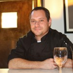 Chef Stephen Ollard at LIME Mardi Gras Dinner