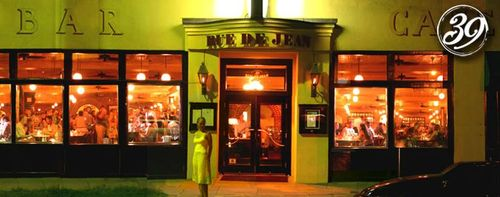 Sustainable Seafood Dinner at Rue de Jean on March 3rd