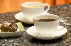 Coffee Chocolate Pairing at Christophe Artisan Chocolatier-Patissier