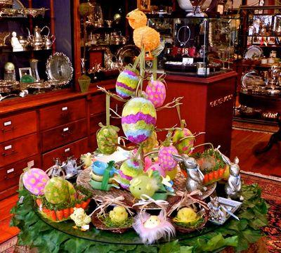 Easter at Croghan's Jewel Box
