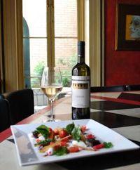 Muse Mediterranean food and wine