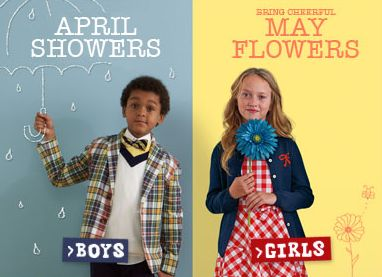 Spring Kids Collection at Brooks Brothers