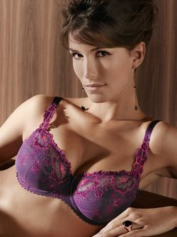 PrimaDonna Symphony in Intrigue Purple at Bits of LAce