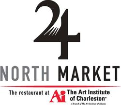 24 North Market Art Institute of Charleston restaurant