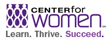 Center for Women Logo