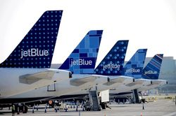 JetBlue arrives in Charleston, SC
