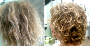 Deva Curl at Salon Couture