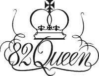 82Q Logo BW