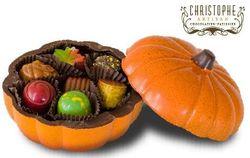 October Chocolate Making Class at Christophe Artisan Chocolatier