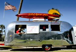 During the construction Jack will continue serve up the dogs and his famous fries from the Cosmic Airstream in front of the store from 11:00 AM until 3:00 PM.