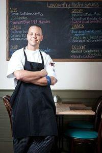 Chef Matt Paul Lowcountry Bistro