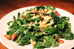 Winter Salad at Amen Street Fish Raw Bar
