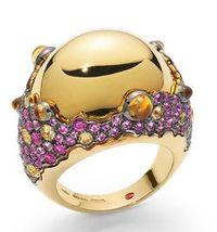 Vulcano Ring from Roberto Coin1