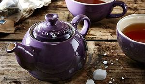 Le Creuset Launches New Tea Collection