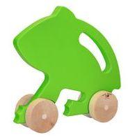 Manny and Simon Frog Push Toy at Sugar Snap Pea