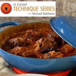 Le Creuset Technique Cooking Series with Michael Ruhlman