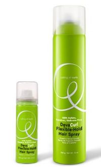 DevaCurl Flexible Hold Hairspray