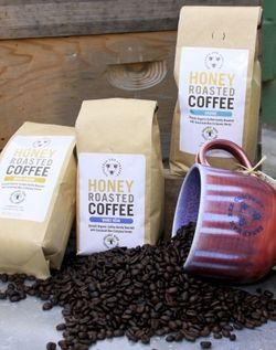 Savannah Bee Company Organic Honey-Roasted Coffee