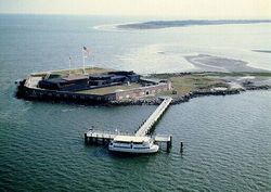 Charleston Harbor Tours Fort Sumter