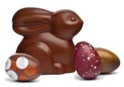 Christophe Artisan Chocolatier Easter Chocolate Class