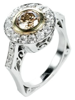 Engagement Ring Joint Venture Estate Jewelers