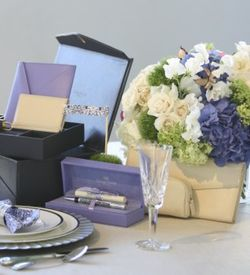 Wedding Party Gifts at Campo Marzio Design Charleston
