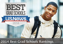 U.S. News Best Graduate School Programs 2014