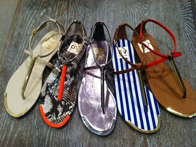 Shoes on King DV Dolve Vita Archer Sandal