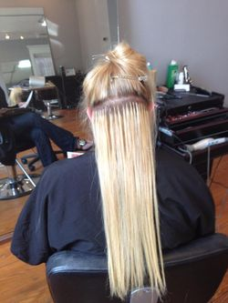 Great Lengths Hair Extensions at Salon Couture
