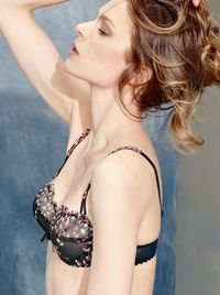 Marie Jo Embroidered Bra at Bits of Lace