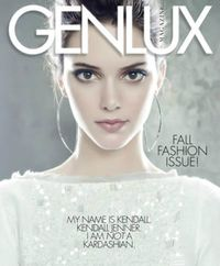 DevaCurl featured in Genlux Magazine