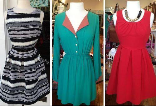 Dresses at Warren on King