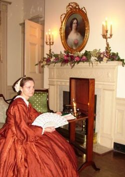 Christmas 1860 at the Edmonton Alston House