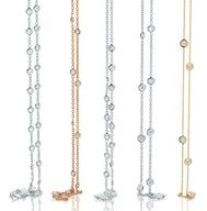 Diamonds by the Inch necklaces by Roberto Coin
