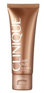 Cos Bar Clinique Face Self Tanning Lotion