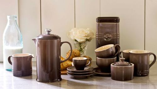 Le Cresuet Cafe Collection in Truffle