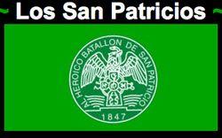 San Patricio Flag