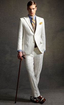 Great Gatsby Collection at Brooks Brothers