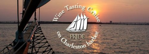 Wine Tasting Sunset Cruise aboard the Schooner Pride Charleston