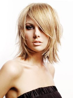 Toni and Guy Haircut