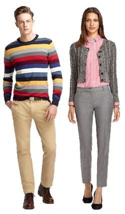 Brooks Brothers Fall Collection 2013