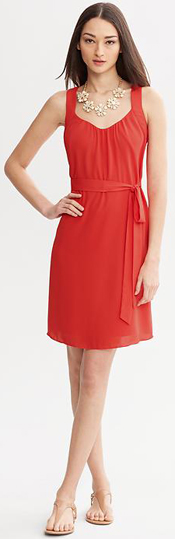 BR Red Dress