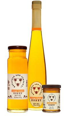 Savannah Bee Company Orange Blossom Honey