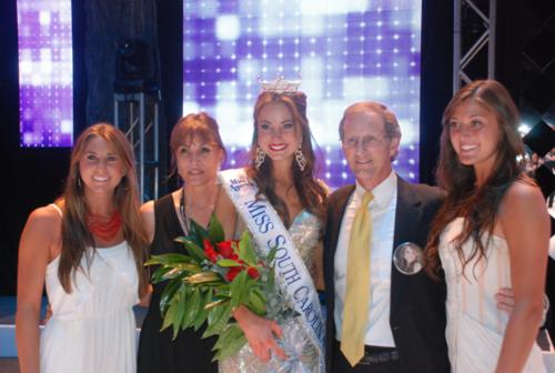 Brooke Mosteller Miss SC Pageant Winner