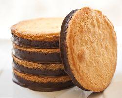 Cookies at Christophe Artisan Chocolatier