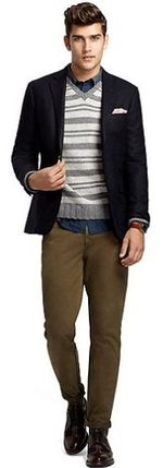 Brooks Brothers Red Fleece Mens Collection