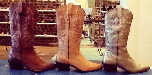 Cowboy Boots at Copper Penny Shooz