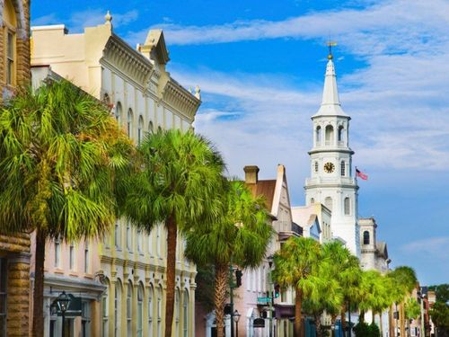 Charleston Named Number 1 City in the US