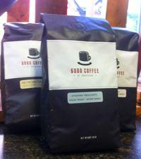 Good Coffee of Charleston Ethiopian Yirgacheffe