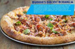 Mellow Mushroom Bubbas Bacon Bonanza Pizza